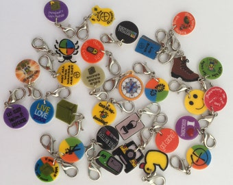 Geocaching Charms - Geocaching Swag