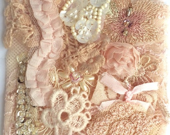 embellishment pack. treasure pack. craft trim collection. adornment pack. scrapbooking supplies. craft supplies.