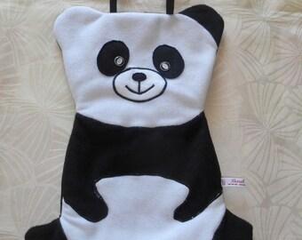 Pajama bag model panda