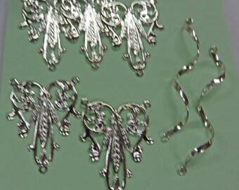Necklace & Earring Findings - Jewelry Findings - Pendant Findings - Earring Findings