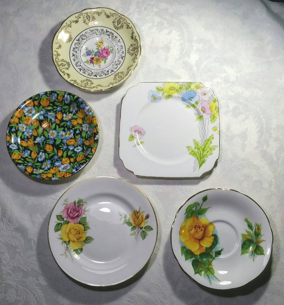 Antiguos platos decorativos de pared exhibici n de arte de - Platos decorativos pared ...