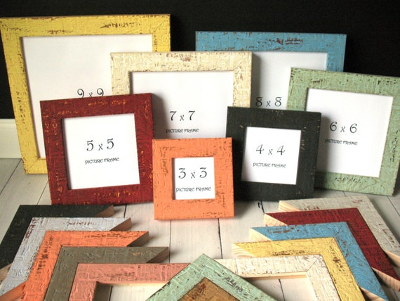 MINI FRAME 12 COLORS Beachy Picture Instagram Photo Frame