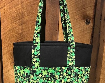 Pocket Purse, 12 Pockets, St Patrick's Day