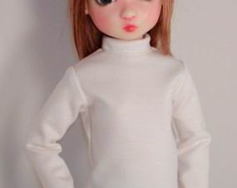 Turtleneck - Wiggs MSD, Creedy Protea, DT 7 Year & MSD BJDs-Colors Available