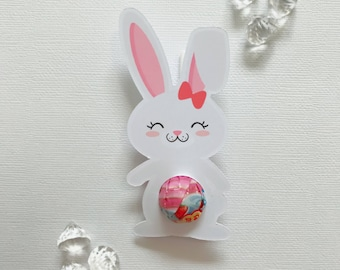 Hoppy Easter mini lollipop holders