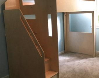 Modern Loft bed