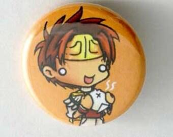 Saiyuki - Goku Button