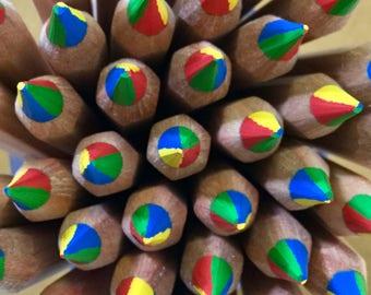 Rainbow Lyra Colour Giant Pencil