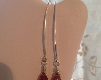 Red Delicious Earrings