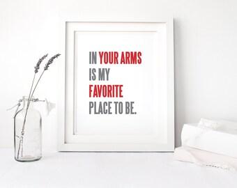 Valentines Day Gift. Art Printable. Art Print. Bedroom Decor. Art Print Download. Bedroom Art. Valentine Gift for Him. For Her. Digital Art.