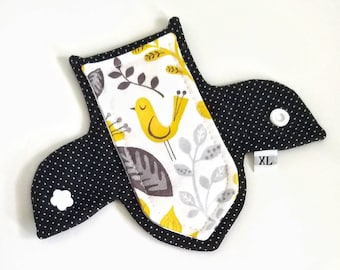 Liner 5.25 inch Extra Light Cloth Pad - Cotton
