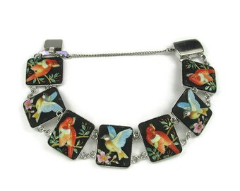 Toshikane Bird Bracelet