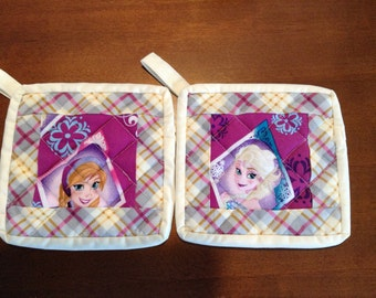 Children's play pot holder NEW improved