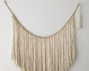 1920s fringe flapper skirt wall art