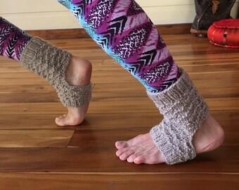 Kristi Yoga Socks Knitting Pattern
