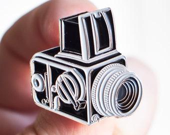Medium Format Film Camera #2 Pin