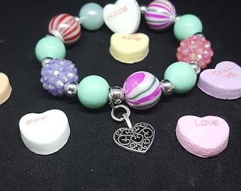 12 mm Fun Pastel Bracelet
