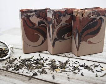 Chai Tea Soap - Chai Tea Bath - Chai Tea Latte - Soap Bar - Soap - Luxury Soap - Luxury Bath Soap - Body Soap - Body Soap Bar