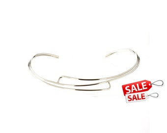 Silver Choker Nacklace Silver Collar Necklace Silver Necklace Brass Choker Necklace Brass Necklace Brass Collar Necklace 190