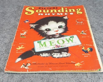 Picture Sounding Rhymes c. 1943