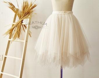 Short Tulle Dress Etsy