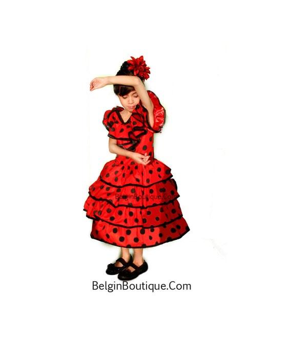 Spain Flamenco Dresses Teenagers,Spain Flamenco Dresses Teenagers,