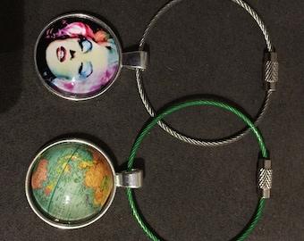 Luggage Tag/Luggage Identification/Keyring or Bracelet