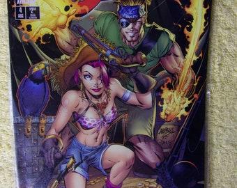 Lot of 4 Image Gen13 Comics