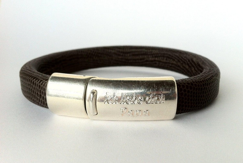 daddys personnalis bracelet f te des p res bracelet homme. Black Bedroom Furniture Sets. Home Design Ideas