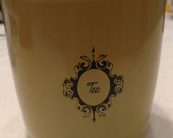 West Bend Tea Canister
