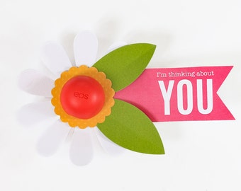 EOS Lip Balm: I'm Thinking About You Flower