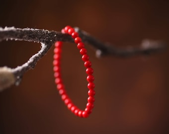 Bracelet bamboo coral.