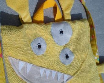Backpack Monster Raymond