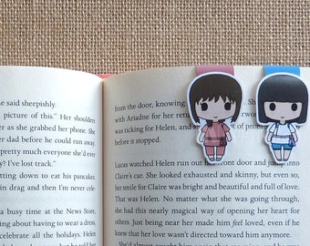 Magnetic Bookmarks • World of Good and Evil