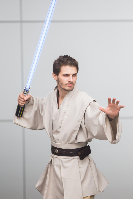 Jedi Tunic Cosplay Star Wars Cosplay Jedi Tunic Jedi Robes