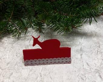 "Brand instead of Christmas ""reindeer set of 10"""