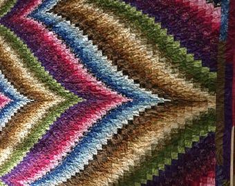 Excited Bargello