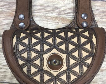 Detachable Pocket belt, festival hip pack, fanny pack festival bag, festival bag, festival belt