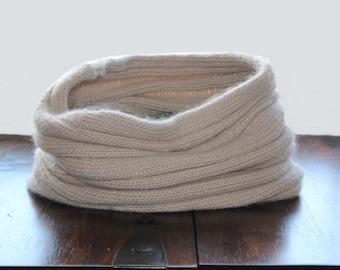 PDF KNITTING PATTERN- The Everyday Cowl  knitting pattern