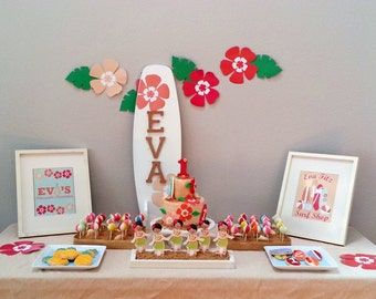 Hawaiian Luau Party Suite by Cakewalk
