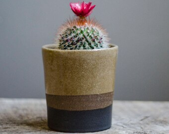Handmade Planter, Planter, Succulent Planter, Ceramic Planter, Flower Planter, Pottery Planter, Small Planter, Cactus Planter,Modern Planter