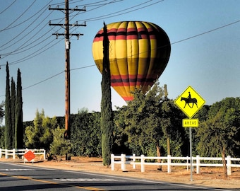 Wine Country Balloon