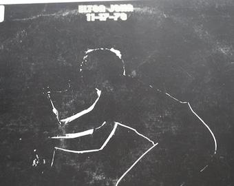 Elton John 11-17-70 1971 Vintage Vinyl Record