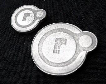 Destiny Dead Orbit Pin and Lapel or tie pin.