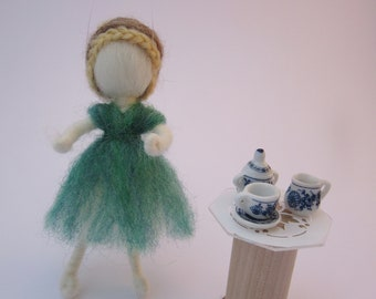 Custom Made Needle Felted Fairy Dolls/ Ornaments