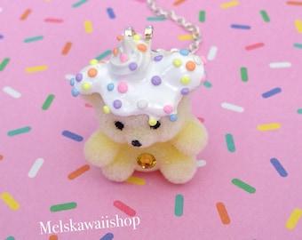 Sprinkle Bear Necklace