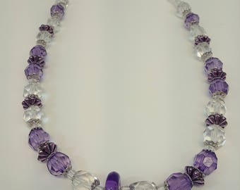 Miss Violet Necklace