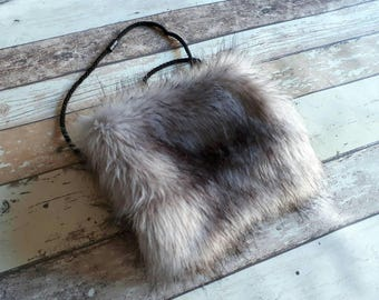Children's Faux Fur Hand Muff - Girl's Hand Muff - Childs Hand Muff - Faux Fur Muff - Toddlers Hand Muff - Faux Fur Hand Warmer