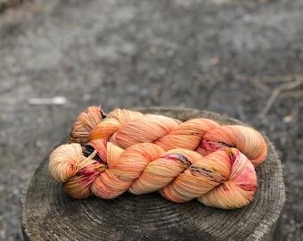 Temptation | Hand Dyed Yarn | Varying Vases | 100 Grams