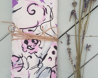 Lavender Eye Pillow, Relaxation Eye Pillow, Aromatherapy Pillow, Yoga Eye Pillow, Organic Eye Pillow, Gift for Wife, Gift for Friend